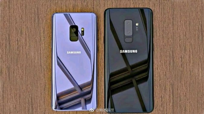 Появилось видео ненастоящего Samsung Galaxy S9 Plus
