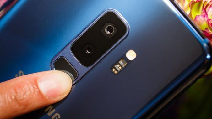 Топ-10 главных фишек Samsung Galaxy S9