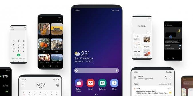 Как убрать интерфейс Experience (One UI) на смартфоне от Samsung