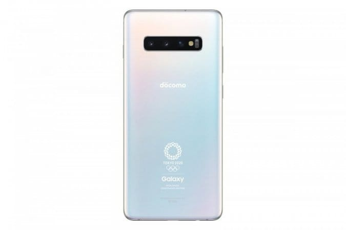 Состоялся анонс Samsung Galaxy S10 Plus Olympic Games Edition