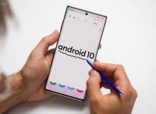 Samsung Galaxy Note 9 получит Android 10 до конца года