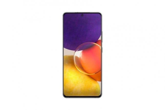Появились характеристики и рендеры Samsung Galaxy A82